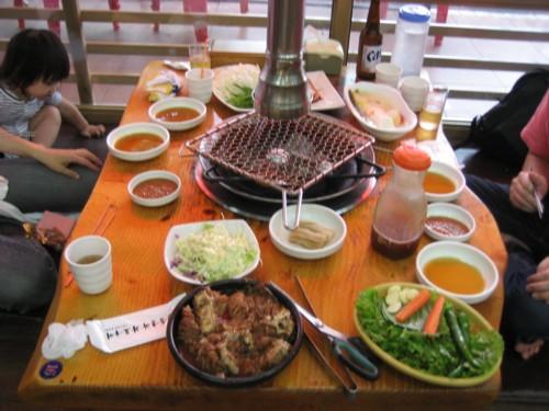 親子で満足レストラン~韓国 ソウル編2