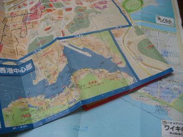 どんな地図を選ぶ? ~子連れ 海外旅行